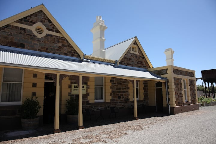 Burra Railway Station Bed & Breakfast  Top Quality