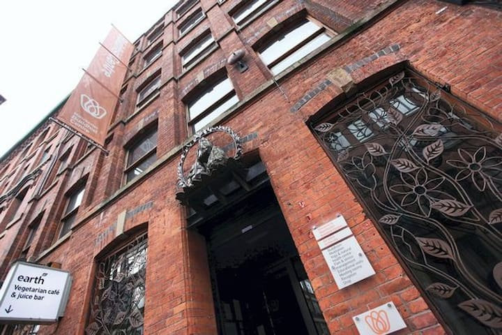 Cosy Central Bargain! Northern Quarter - Manchester - Appartement