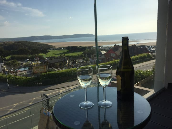 Byron Woolacombe 7 - 3 bed & indoor swimming pool