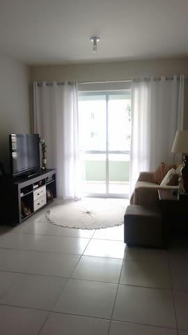 Apartamento confortável!! - Blumenau - Apartamento