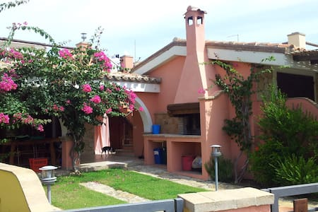 Villetta 150mt on the beach nice - Campulongu - Apartment