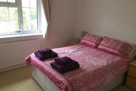 Cosy double room near Calshot Beach - Hampshire - 独立屋