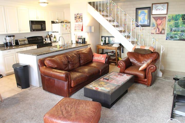 Clean, spacious 2br apt in San Jose - San Jose - Leilighet