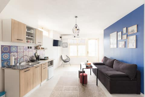 Studio Apartment Bohemia