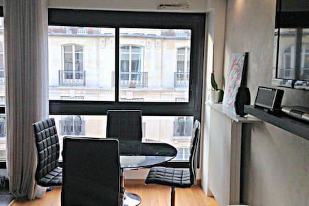 Auteuil,Tour Eiffel, Trocadero, Champs Elysées - Paris