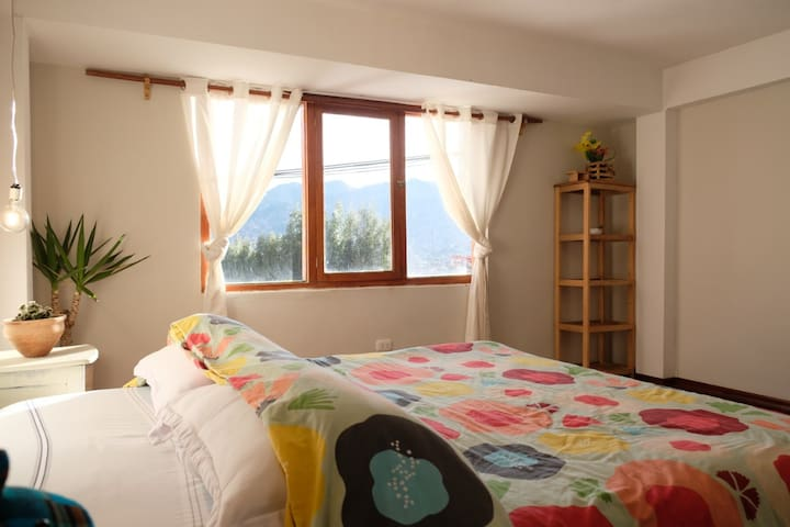 Matrimonial Suite Fully Furnished w Natural Light