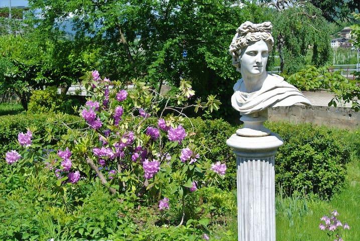 Appartamento in Villa Patrizia con ampio giardino