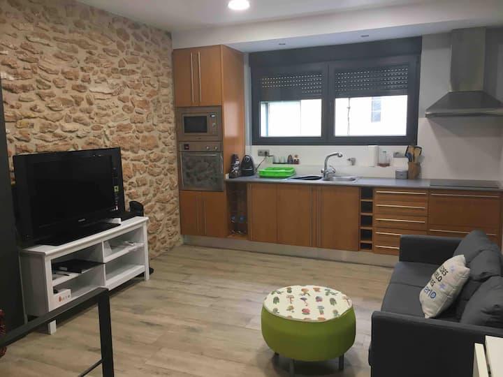 Casa acogedora de nueva construcción 2018