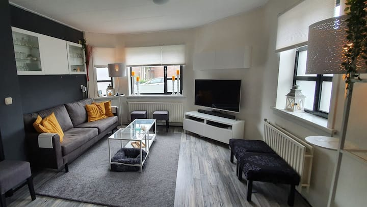 House with 4 bedrooms near city centre