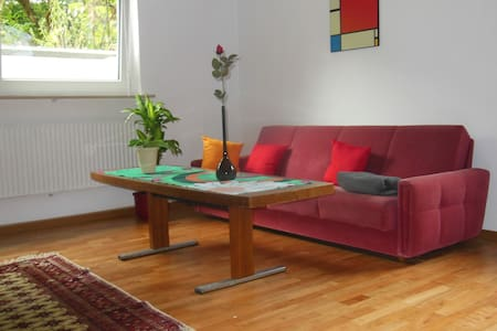 Complete and Lovely Holiday Home in the Souterrain - Forchheim - Apartamento