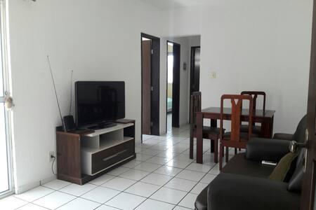 Apartamento no coração de tudo - Cohama