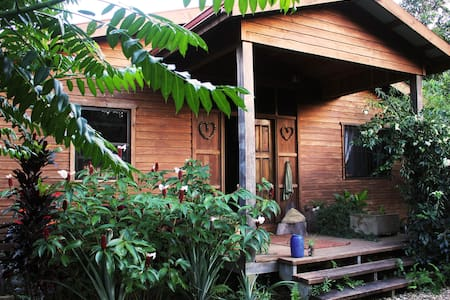 Room 2 in Eco-chic Garden Sanctuary in the Jungle