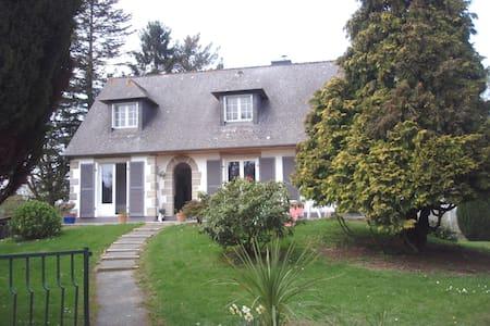 Belle neo-bretonne avec jardin - Dům