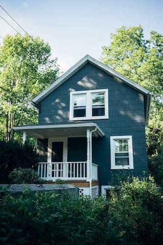 Deep Hollow House, Narrowsburg, Catskills