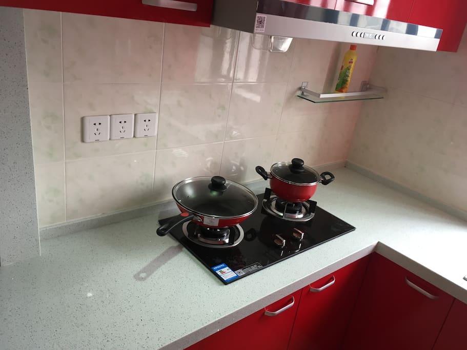 厨房:锅(3件套)
