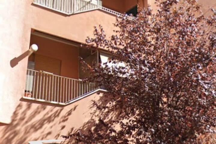 Appartamento centrale 3 persone bagno accessibile