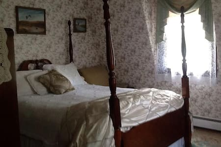 Seafield Cottage: Queen's Room - 民宿