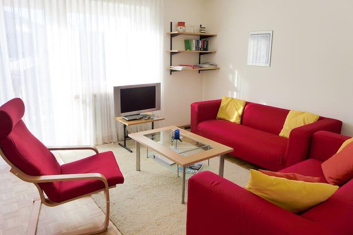 Chesa Furtüna- Sonne den ganzen Tag - Pontresina - Apartment