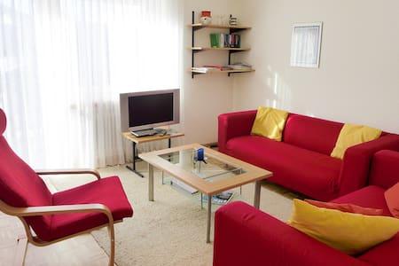 Chesa Furtüna- Sonne den ganzen Tag - Pontresina - Lägenhet