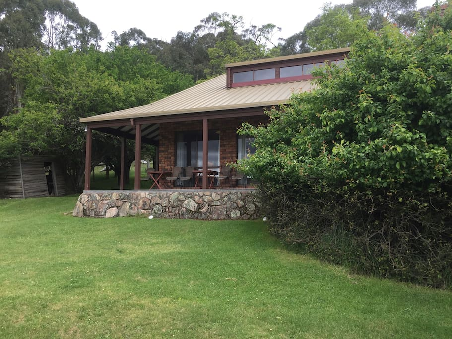 The Cottage is our largest property and very comfortably sleeps 13 people.