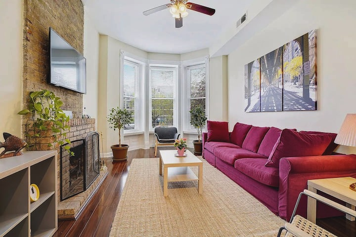 The Chicago 2bd 2ba Lincoln Park, Chicago
