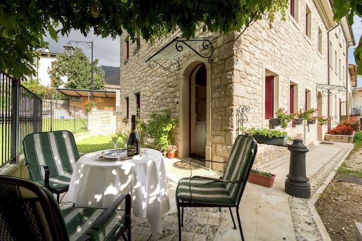 Delightful holiday home in Veneto, Treviso province.