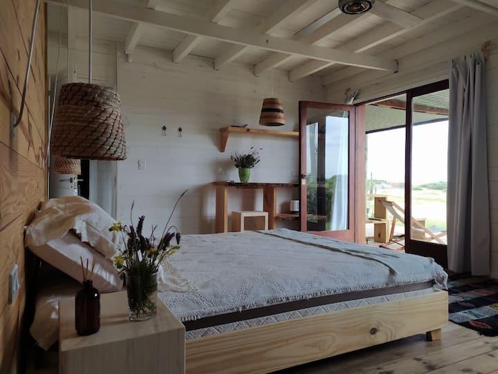 Habitación en SUITE con VISTA LAGUNA JOSE IGNACIO
