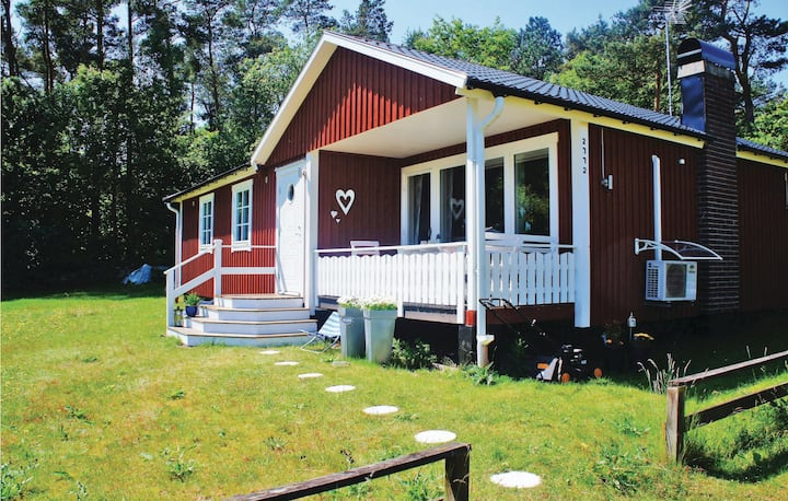 Holiday cottage with 3 bedrooms on 75m² in Sölvesborg