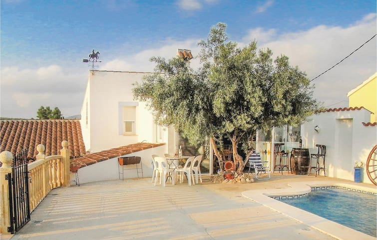 Holiday cottage with 3 bedrooms on 100m² in Las Terreras, Lorca