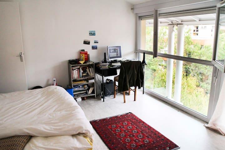 Studio confortable - Toulouse - Apartment