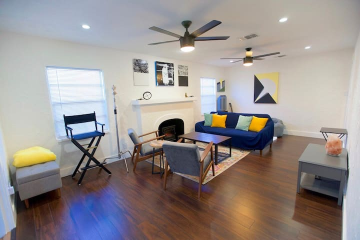 ••The Hampton House• Be inspired! Near DwnTwn WPB•