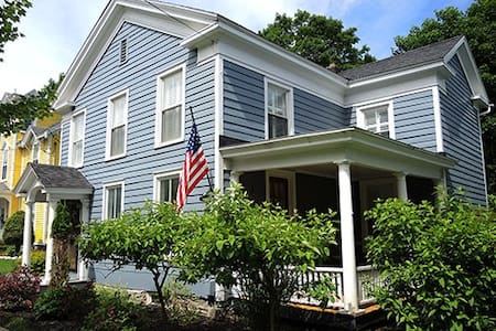 Cooperstown 1840 Village Home, Newly Renovated