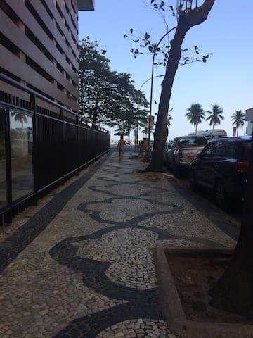 Confortável Apartamento em Copacabana