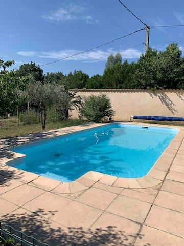 Guest house proche du Mont Ventoux et de Vaison