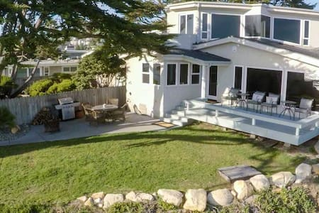 The Beach House - On Cayucos Beach - 獨棟