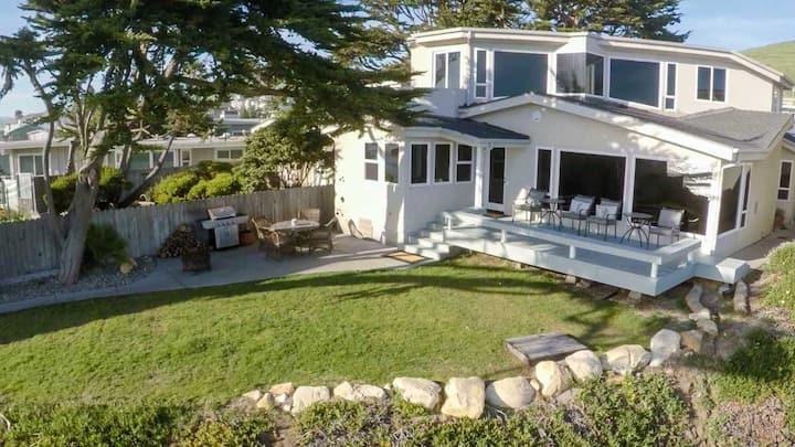 The Beach House - On Cayucos Beach