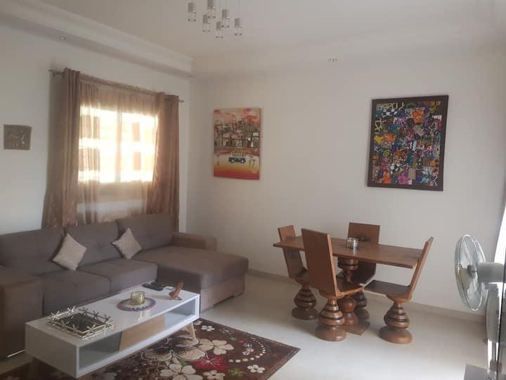 Bel Appartement de standing a Ouakam Corniche