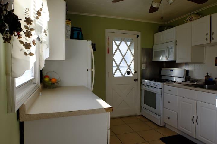 Shared Kitchen (1st Floor)