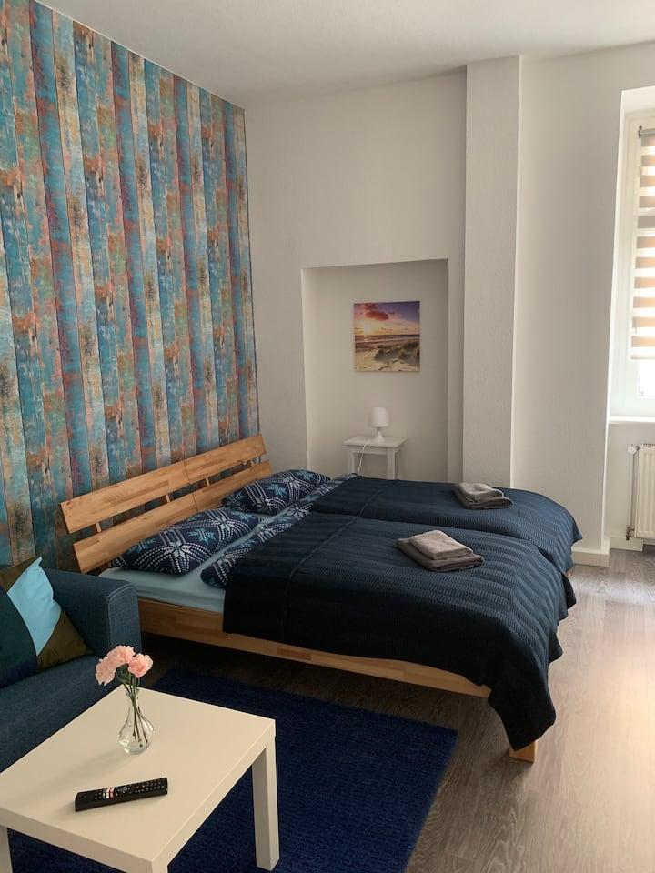 Feines City Appartement in Wuppertal-Barmen
