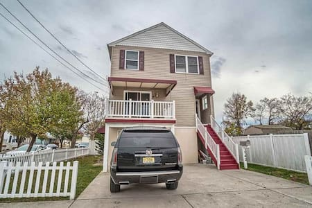 YOUR PERFECT HOUSE VACATION IN WILDWOOD