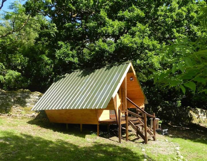 Chestnut Pent Hoose Camping Hut