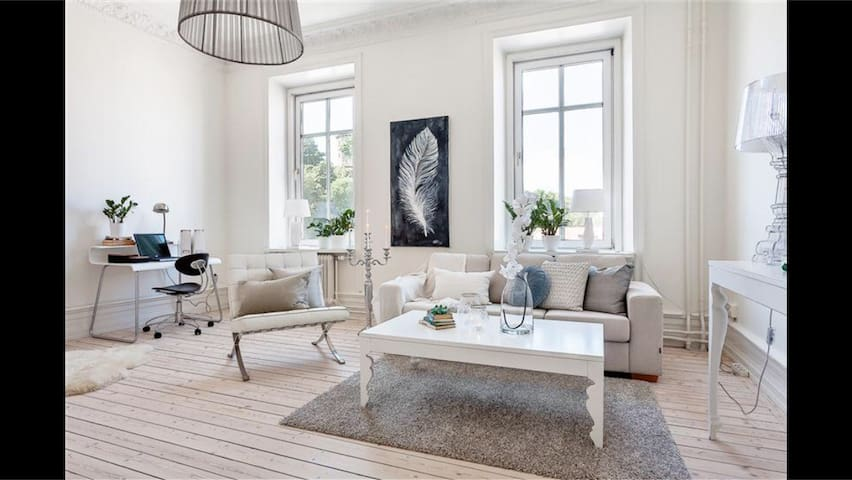 Lägenhet 50 m2 - Gothenburg - Apartment