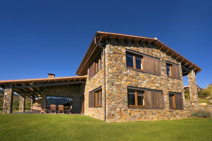 RELAX TOTAL EN ALTA MONTAÑA 2 - Campelles - 別荘