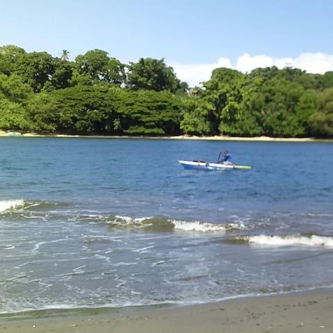 South Santo island adventure. Live like islanders