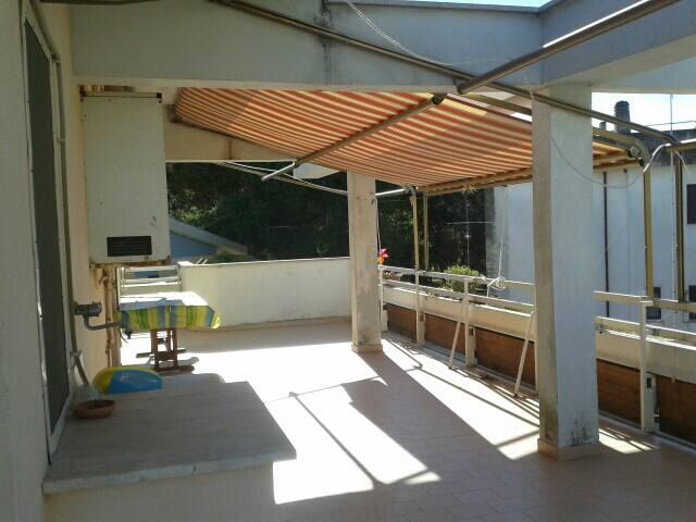 Attico con terrazzo favoloso - Nettuno - Apartemen