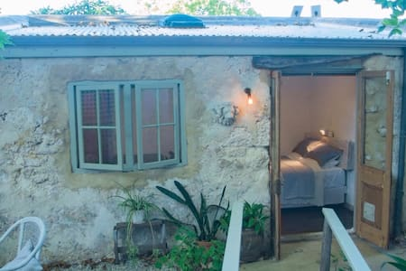 The Washhouse .. an 1893 limestone cottage - 사우스 프리맨틀(South Fremantle) - 단독주택