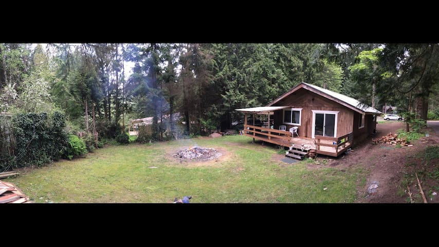 Charming 2 Bdrm Cabin In Quiet Area - Point Roberts - Ev
