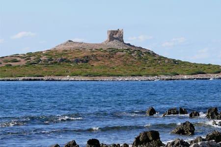Villa sul mare signorile - Isola delle Femmine