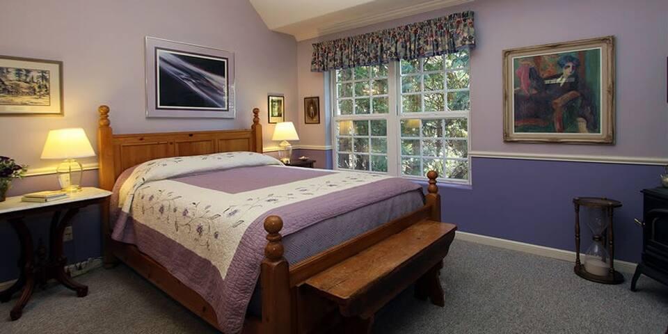 Lupine - McCaffrey House Bed & Breakfast Inn