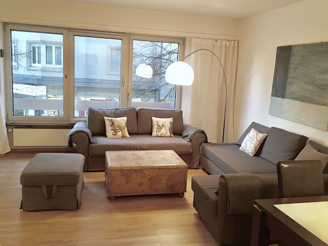 Best location*Centre-Gare*2 rooms apartment - Luxembourg